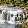 Lower Lewis River Falls, Gifford Pinchot National Forest
