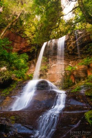 Shower Cave Falls 2