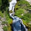 Vidae Falls, Crater Lake National Park