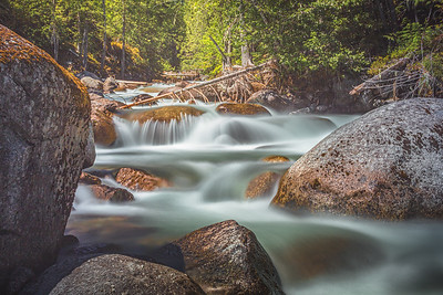 Coffee Creek, B.C. Canada