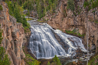 Gibbon River Falls