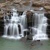 Long Exposure Waterfall at Grater Falls