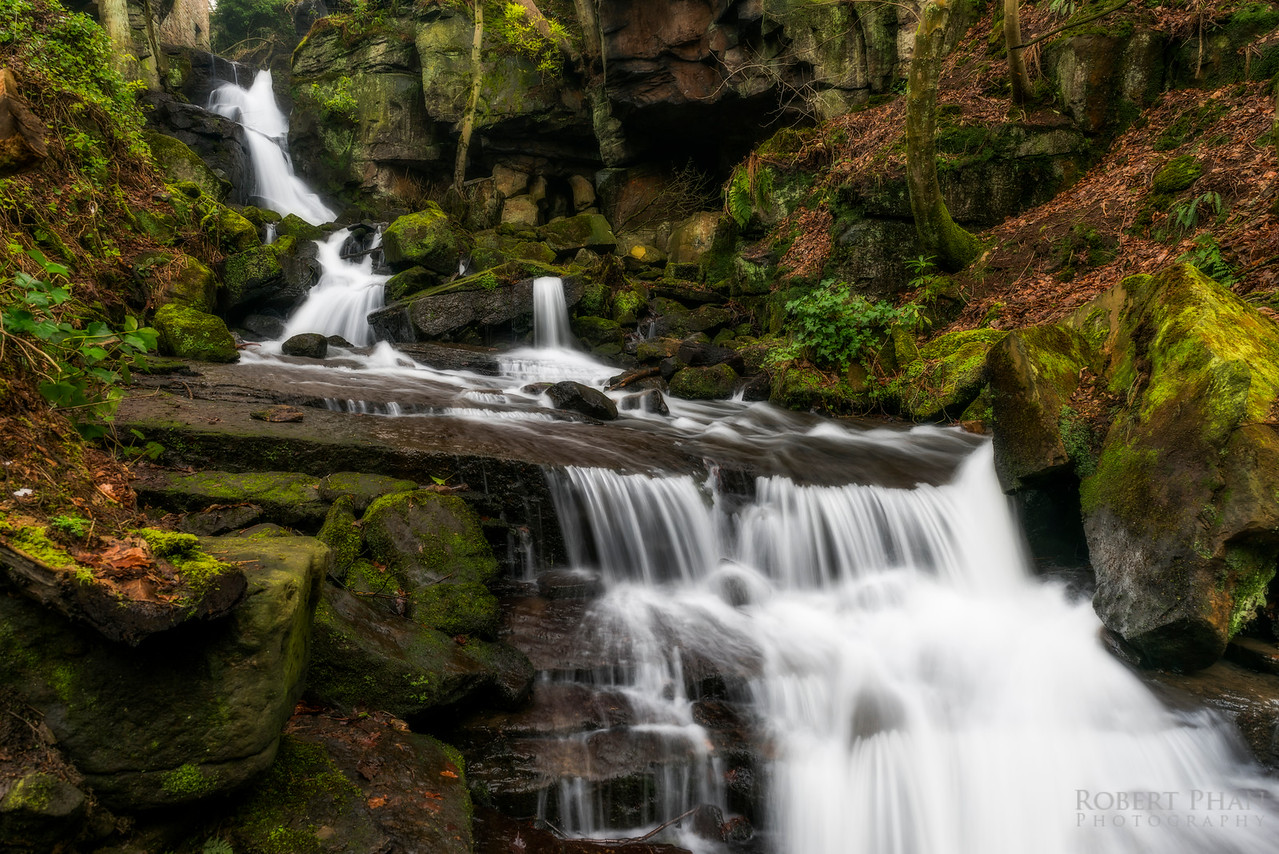Lumsdale Falls 2