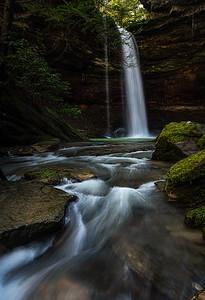 Kentucky Waterfall No.1