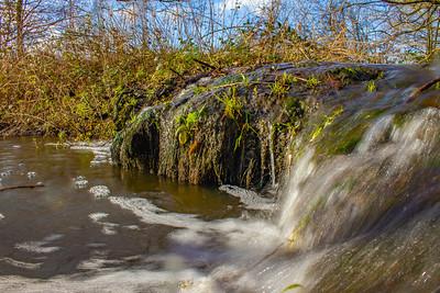 Flowing Falling Water