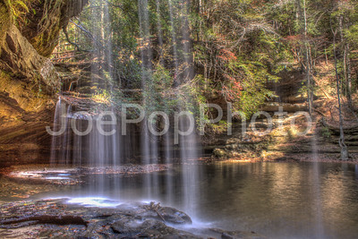 Caney Creek Falls
