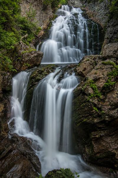 Crystal Cascade Falls