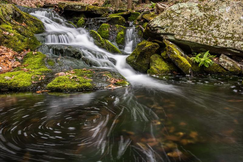 Prydden Falls, Newtown CT