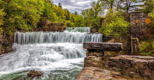 Seneca Mills Falls