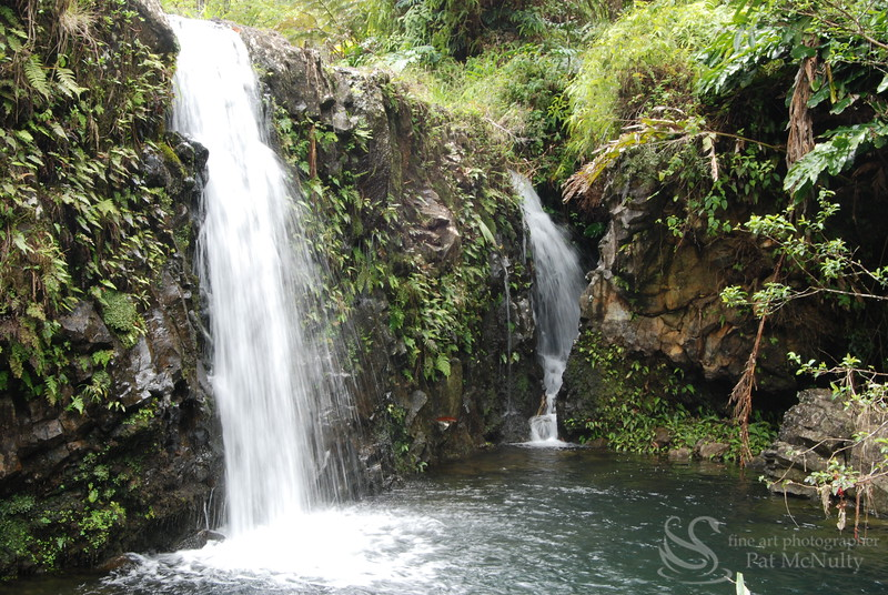 Road to Hana Waterfalls Picture