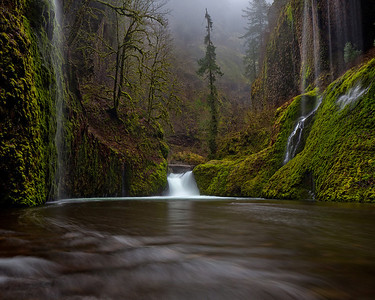 Eagle Creek Canyon II