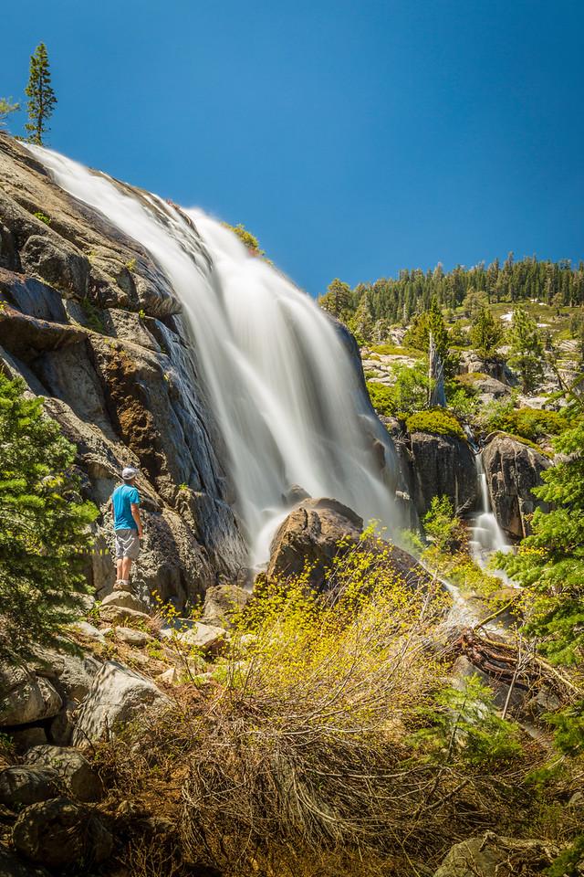 Shirley Canyon Waterfalls Hike 6607