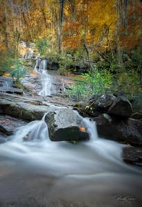 Twin Falls Cascading Flow