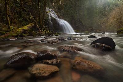steep in the creek