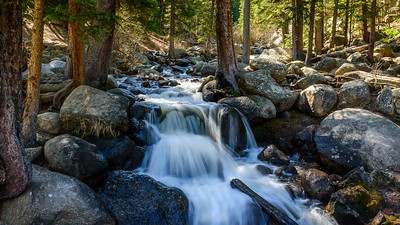 Mountain Stream near Squaw Pass