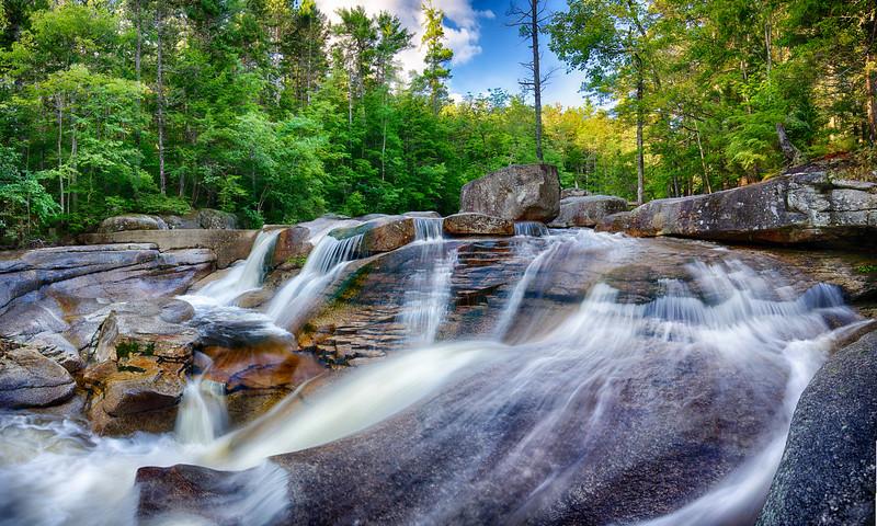 Diana Bath Falls