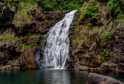 Wimea Falls