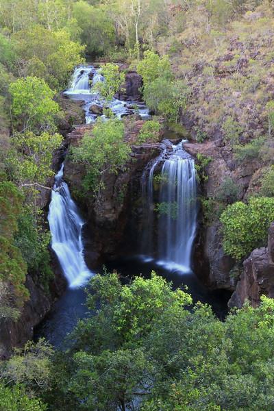 Above Florence Falls