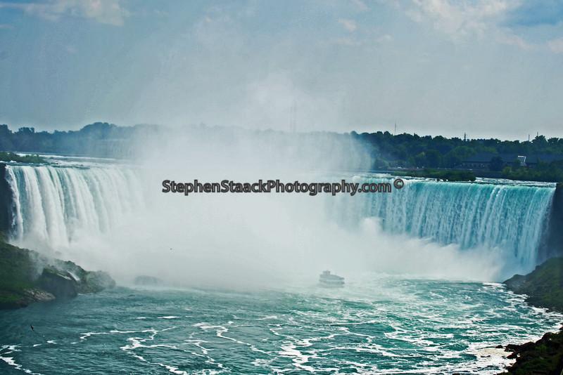Niagara Falls (Canadian Falls).