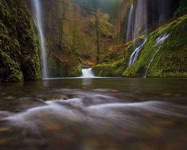 Eagle Creek Canyon III