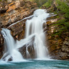 Cameron Falls, Waterton Lakes Natioanl Park
