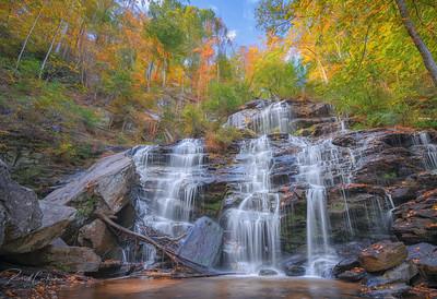 Issaqueena Falls (1)