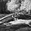 Tiptoe Over the Rapids
