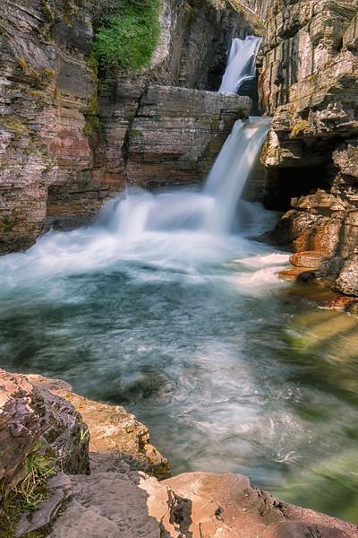 St. Mary's Falls.