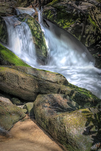Cane Creek Waterfall