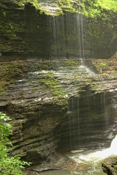 Misty Falls_Watkins Glen NY