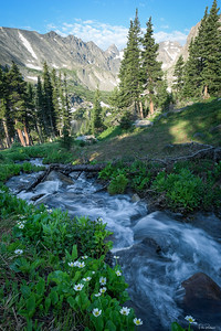 Lake Isabelle Stream