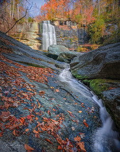 Twin Falls Autumn Splender