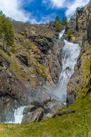 Cascade de Dormillouse - II
