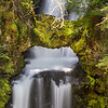 Curly Creek Falls, Gifford Pinchot National Forest