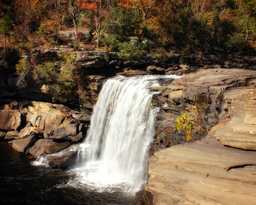 Little River Waterfall