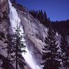 Nevada Falls-Yosemite National Park.