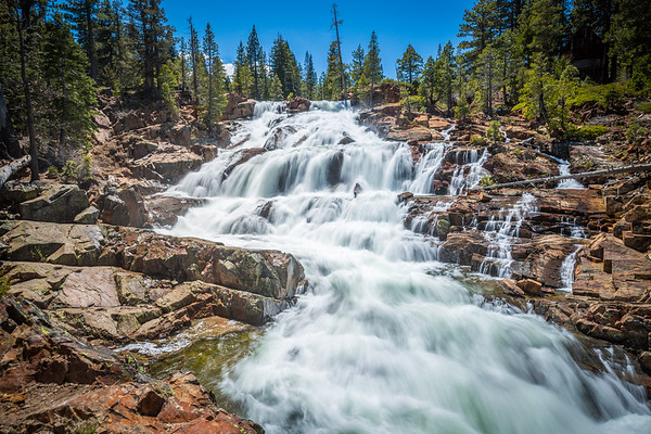 Glen Alpine Falls 6478