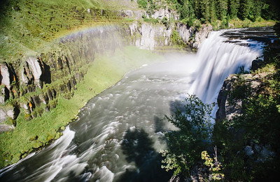 upper mesa falls