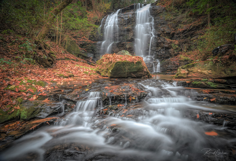 Lower Taber Falls