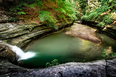 LaSalle Canyon Pool