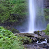 Latourell Falls in the Columbia Gorge, Oregon.
