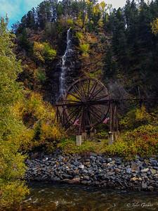 Charlie Taylor Water Wheel
