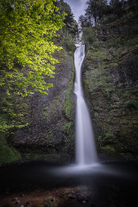 Horsetail Falls, Columbia River Gorge Oregon