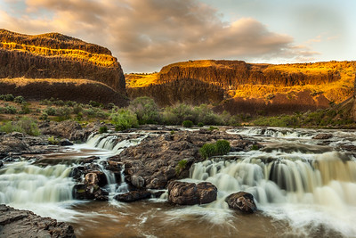 Upper Palouse Falls