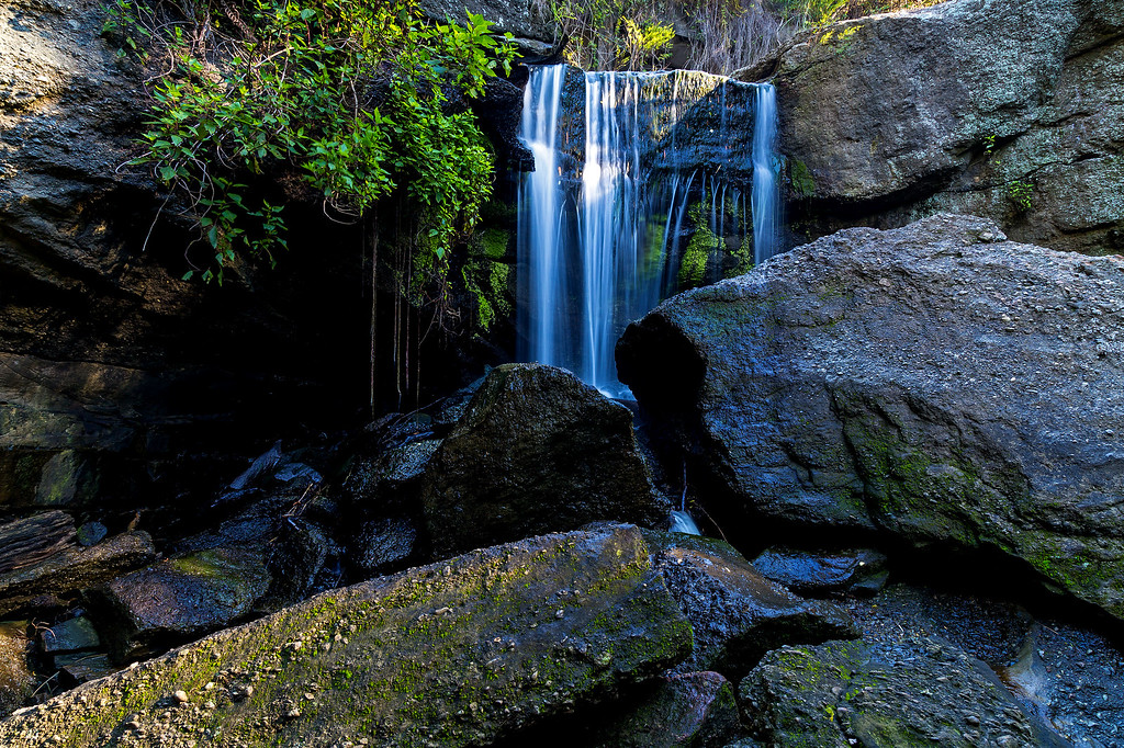 Flaggy Creek Falls