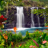 Hana Paradise Waterfalls
