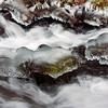 Waukeena Falls Detail