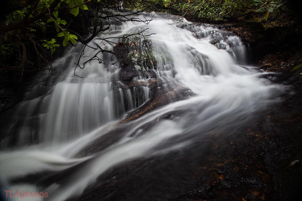 LickLog Falls - Upper