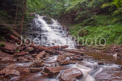 F.L. Ricketts Falls