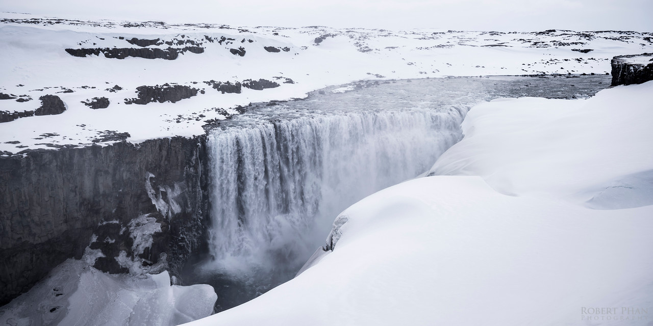 DettifosssWaterfall 1 - Iceland